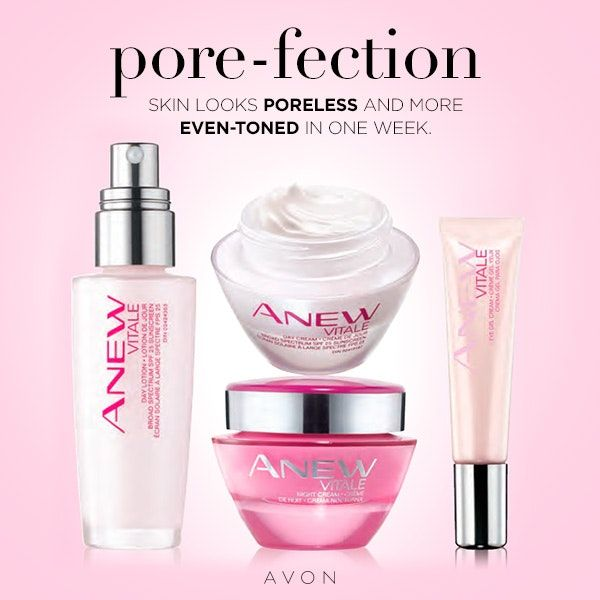 Best Products To Reduce Pore Size How To Shrink Pores Avon Skin Care Anew Lotion