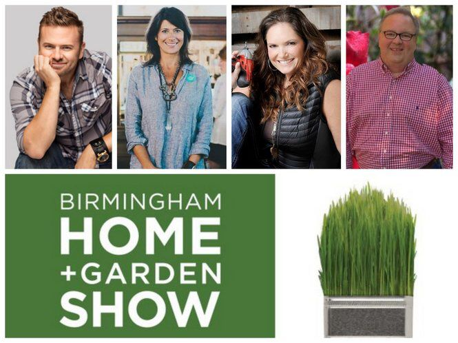 10 Things You Donu0027t Want To Miss At The Birmingham Home And Garden Show