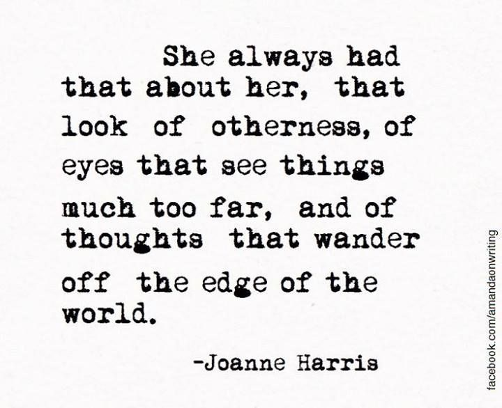 ♕ that look of otherness