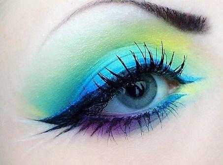 Pretty vibrant colors