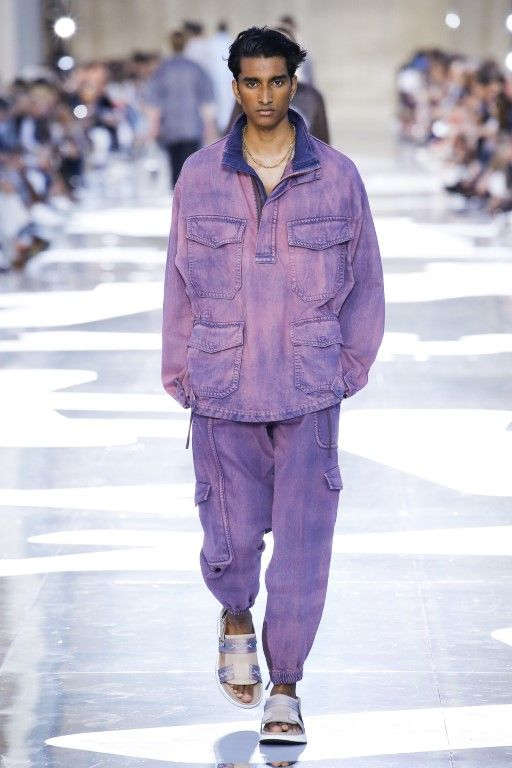 Ermenegildo Zegna Spring Summer 2019 Menswear Collection Milan