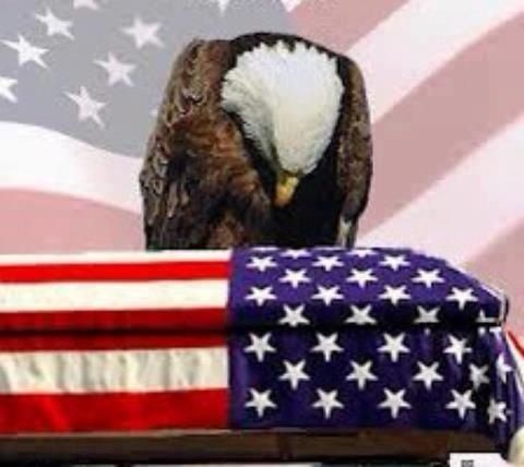 We can never forget what our freedom cost others!  :/  <3
