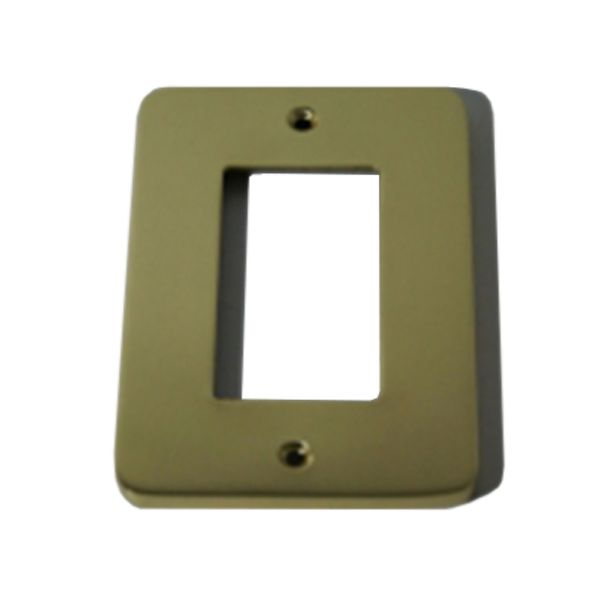 Modern Square Switch Plate   Single Toggle Switch Plate. Wall PlatesSwitch  PlatesLight SwitchesDecorative ...