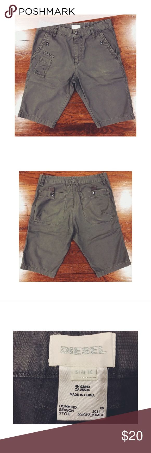 Boys Diesel Shorts Excellent used condition. No sign of wear. Diesel Bottoms Shorts