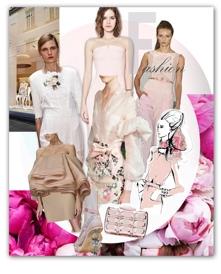 8 Best Fashion Moodboard By Me Images On Pinterest
