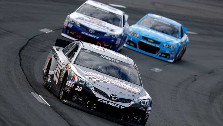 NASCAR – NewHampshire – wieder Kenseth!  #Chase #Joe Gibbs Racing #Kyle Bush #Loudon #Matt Kenseth #NASCAR #NewHampshire #New Hampshire Motor Speedway #NSCS #Ryan Newman #SprintCup #Sylvania300