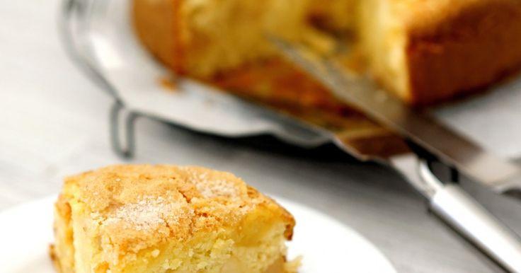Recette - Gâteau au yaourt et aux pommes | 750g