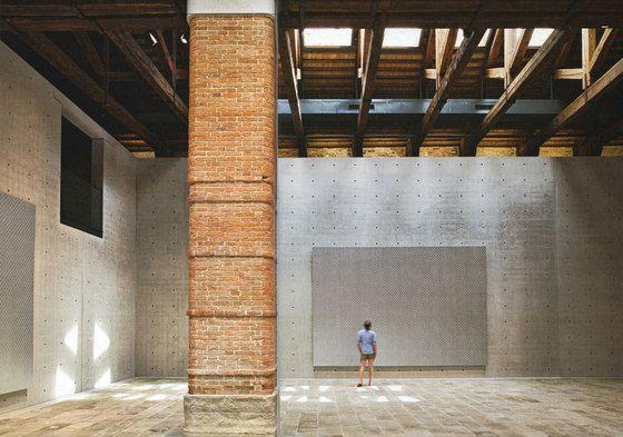 Museum Punta della Dogana von Ferrara Palladino | Light Engineering Design | Museen