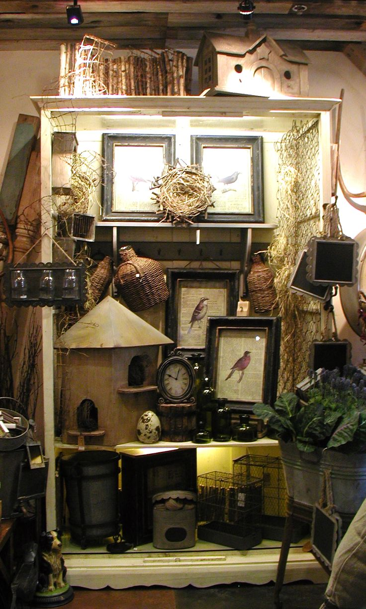 """""""The Farmers Wife"""" This little shop is filled with rustic farmhouse and garden accessories!  ~ Old Town Temecula Ca."""