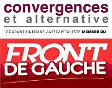 Convergences et alternative. Organisation politique fondée en 2009 comme courant du NPA. Devient indépendante en 2011 pour rejoindre le Front de gauche. Rejoint Ensemble en 2013.