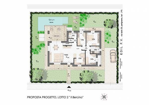 Villetta Unifamiliare Moderna Planimetrie Di Case Villa Progetto Casa