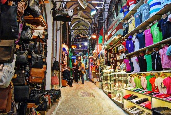 The Grand Bazaar of Istanbul
