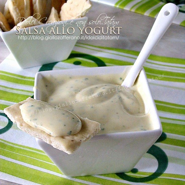 Salsa allo yogurt