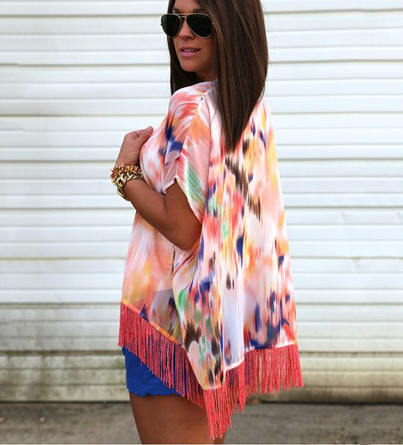 Vote for my look on hauteday.com!  This fringe cardi is from @shoptherage rageboutique Watercolor Frindge Cardi is now part of the #rockconcert collection on Haute Day.  Check out http://hauteday.com/