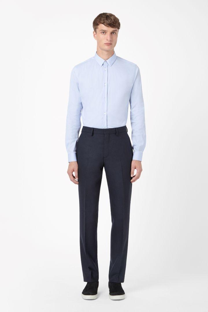 COS   Slim-fit shirt