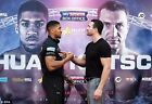 #lastminute  anthony joshua v klitschko ticket and coach package Seats X 2 #nederland