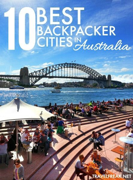 With trendy coffee shops, pristine ocean, outback desert, unique wildlife, delicious beer, and a plethora of adventure activities, there's almost no place better to go backpacking than Australia.