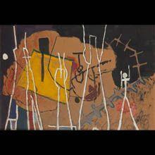 Erna Rosenstein (1913-2004) Kolczaste, [1948] Zakup od autorki, 1976