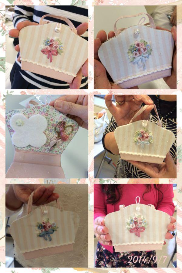 Sweet idea for mini sewing case. :)