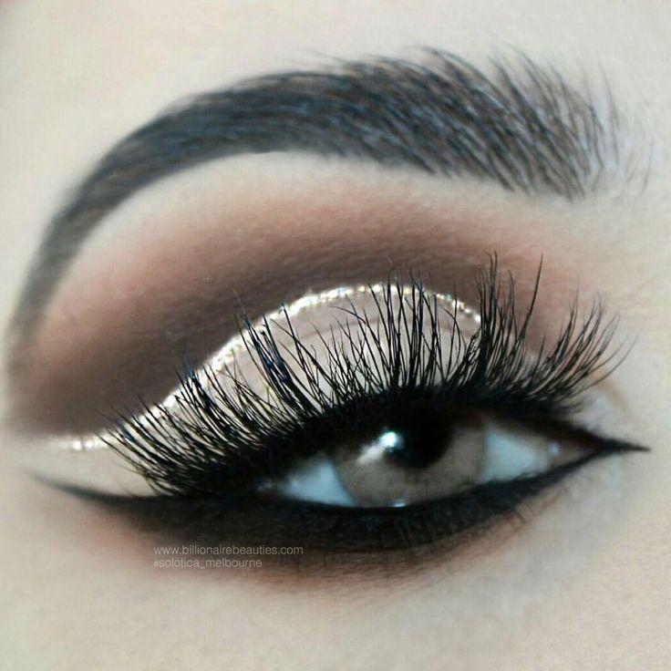 Fabulous eye makeup blended with Solotica Hidrocor Avela contact lens #solotica_melbourne