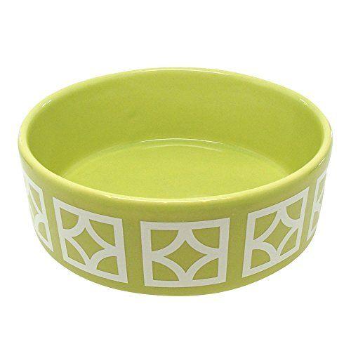 Sunmor Midcentury Design Ceramic Pet Dish Destination PSP