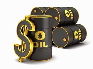 Crude oil prices fell by 1.75 per cent on Wednesday at the domestic markets after industry data on U.S. stockpiles showed solid builds across categories indicating that the demand for the commodity in US, world's largest crude oil consumer is weak.