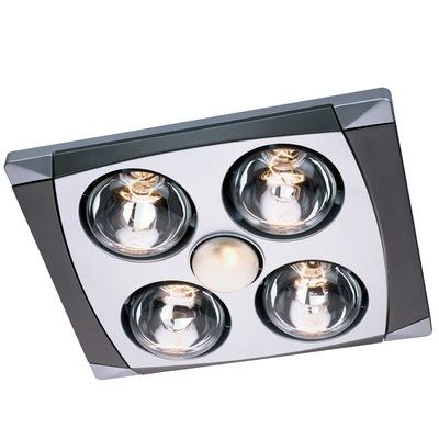 bathroom light/heat l&/fan combo  sc 1 st  Pinterest & Best 25+ Bathroom heat lamp ideas on Pinterest | Installing heated ... azcodes.com