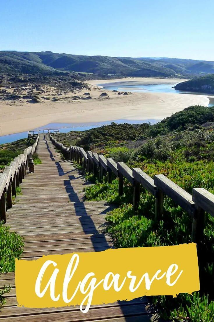 Praia Da Amoreira Mein Lieblingsstrand An Der Westkuste Algarve Pur In 2020 Algarve Urlaub Portugal Reisen Algarve