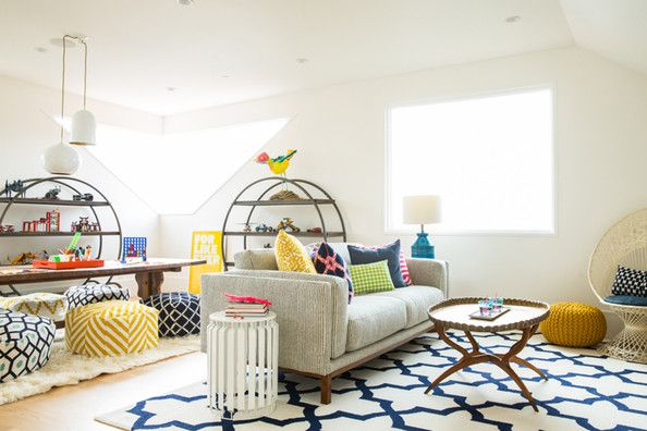 Decorist Virtual Showhouse | Playroom