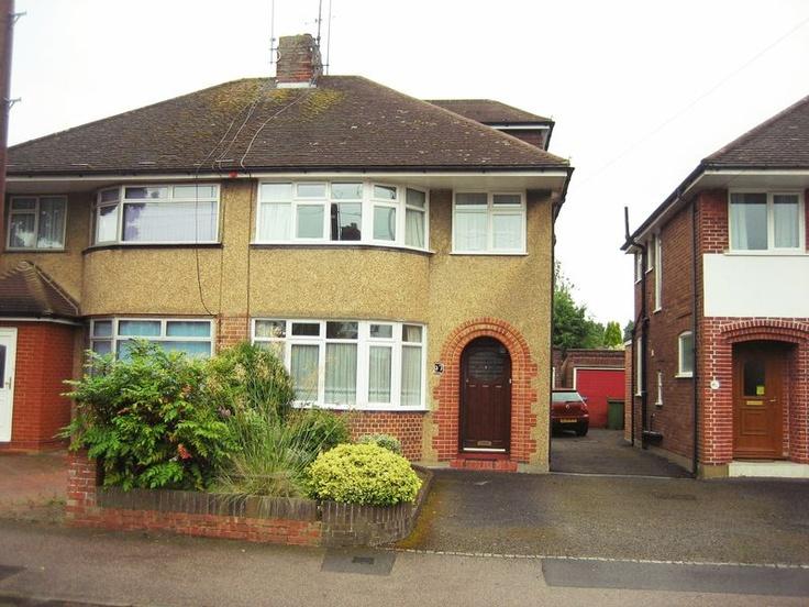 Price Range £300,000 - £320,000  3 Bedroom Semi Detached House - Rushams Road, Horsham, West Sussex, RH12 2NY Estate Agents