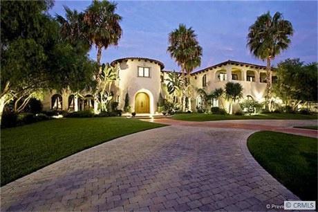 Spanish Style Mansion In Cali Castles Pinterest