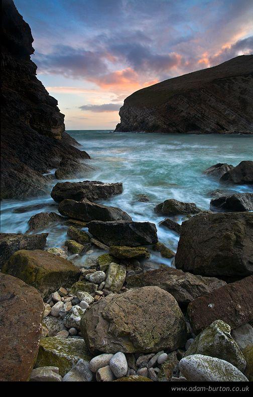 Pondfield, Dorset, England Copyright: Adam Burton
