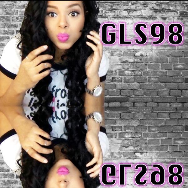 GLS98 Friday Night Hair review youtube, african american wigs, lace front wig reviews