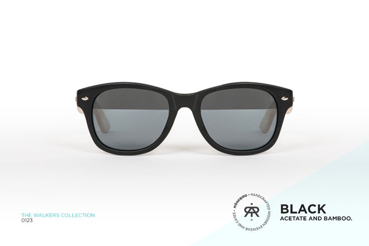BLACK WAYFARER UNISEX SUNGLASSES / LIGHT BLACK FADED LENS  $899 MX