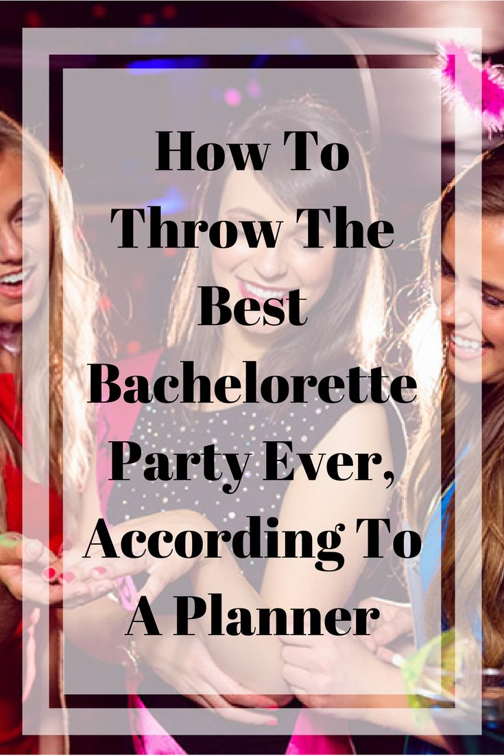 The bachelorette party is meant to be one of the best times of the bride's life--certainly a memorable night or weekend, filled with lots of laughs and maybe even more drinks. So, why do so many bachelorette parties turn sour with drama? We sat down with Vegas Girls Night Out CEO Bri Steck (trust us--this woman *knows* bachelorettes) to get some expert tips for making the bach run as smoothly as possible.