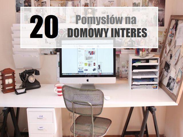 20 pomysłów na domowy biznes ,który nie wymaga nakładu finansowego.