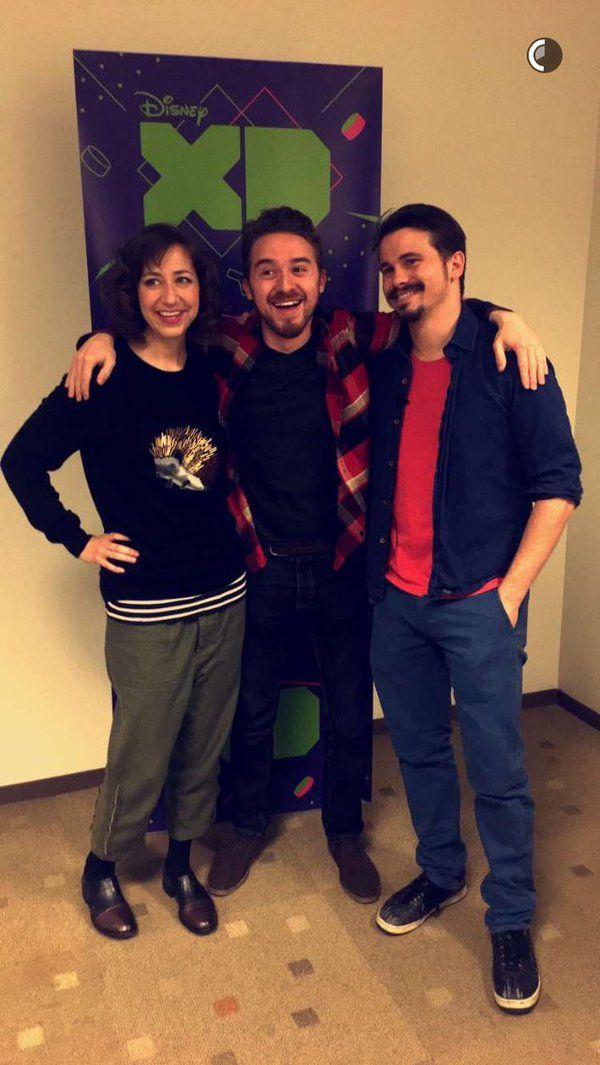 The AMAZING voice actors of Gravity Falls!