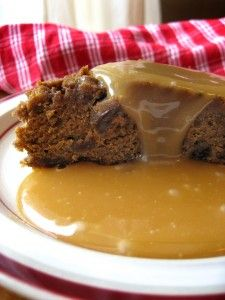 ... ginger cake with bourbon sauce recipes dishmaps chocolate ginger cake