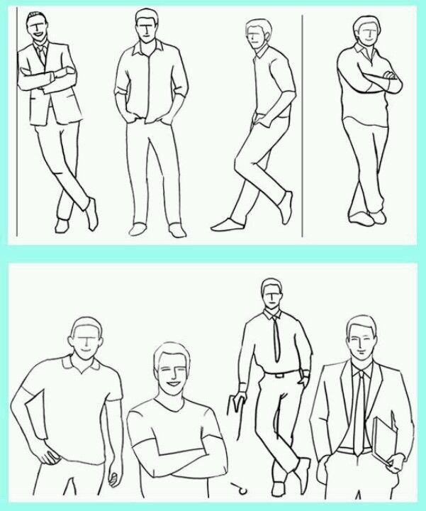 Photo poses for men -- Helpful tips in preparing for your photo shoot with AlexMarkusPhotography.com
