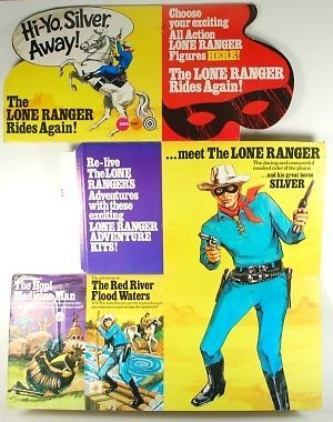 Gabriel Marx Hubley 1974 Lone Ranger Store Display Lone Ranger RARE | eBay