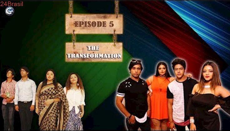 Hindi Web Series (The Desi Kardashians ) | The Desi Ks | EP 5 : THE TRANSFORMATION | GGA