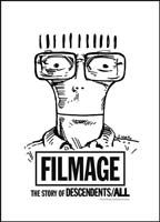 $24 - Filmage - The Story of Descendents/ALL (Blue Ray/DVD 2 Disc Set)