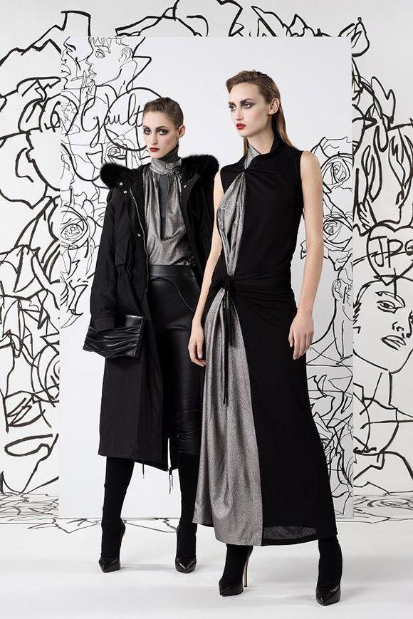 Jean Paul Gaultier Pre-Fall Lookbook for women #jeanpaulgaultier