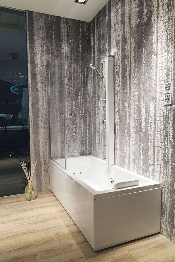 Design Inkiostro Bianco for Jacuzzi at Salone del Mobile 2014