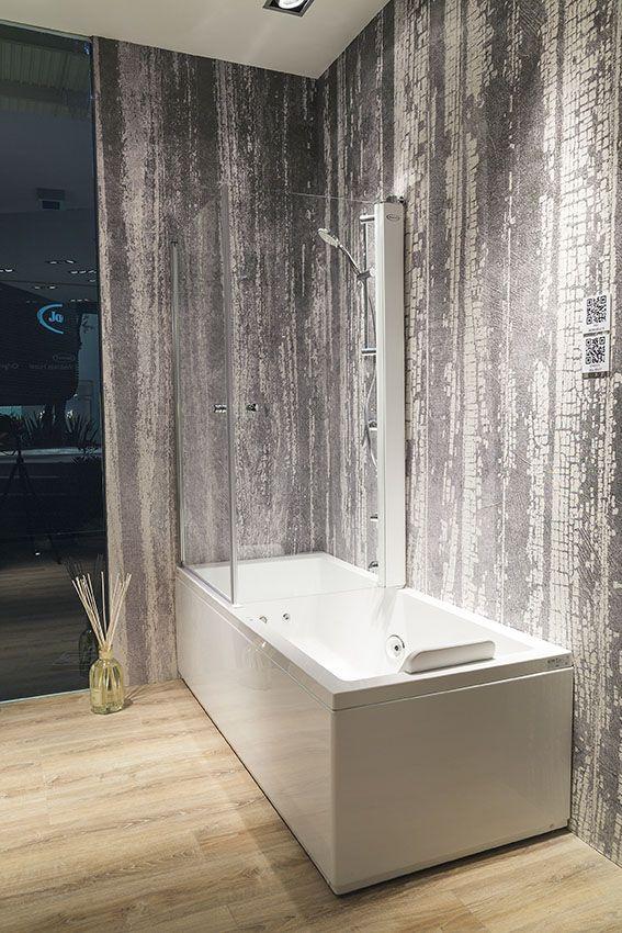 Design Inkiostro Bianco for Jacuzzi at Salone del Mobile 2014