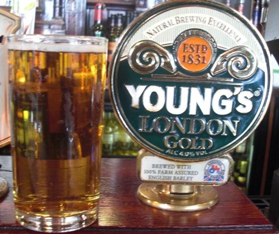 london gold ale - Google Search