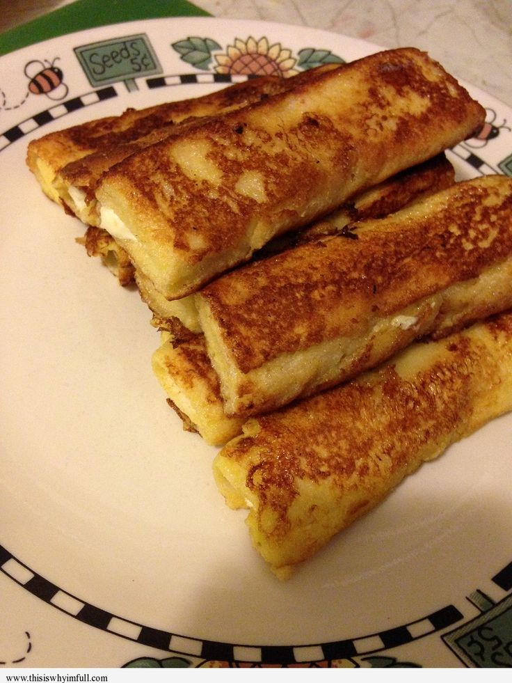 1000+ images about Food on Pinterest | French toast roll ...