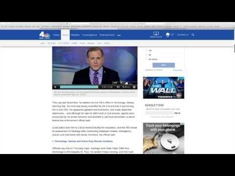 FL Shooter, Esteban Santiago Was CIA Mind Controlled! MK Ultra! - YouTube