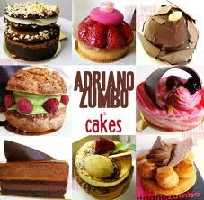 Adriano Zumbo's cakes are awesome! :)