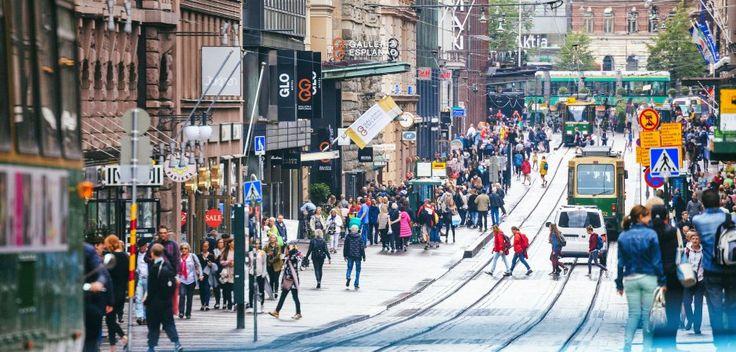 In Finnland wird das bedingungslose Grundeinkommen getestet.